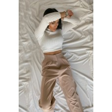 CRAZY OVER YOU PANTALONE NUDE