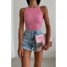 TELL ME YOU WANT ME TOP PINK